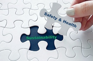 Worker safety and health should be part of any sustainability plan