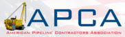 American Pipeline Contractors Association logo
