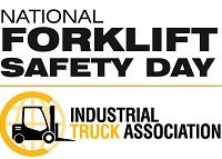 National Forklift Safety Day - Industrial Truck Association