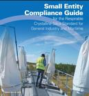 Silica: Small Entity Compliance Guide for General Industry and Maritime