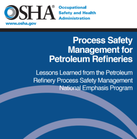 Process Safety Management for Petroleum Refineries