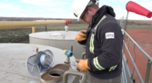 NIOSH Video on Tank Gauging in the Oil and Gas Industry