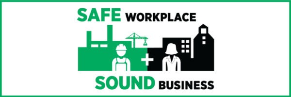 Safe and Sound Logo Banner Image