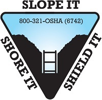 Slope It, Shore It, Shield It, sticker