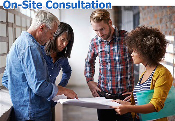 On-Site Consultation Program