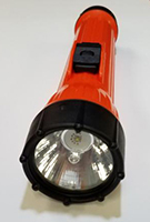 Koehler-Bright Star WorkSafe Model 2224 LED 3-D cell flashlight
