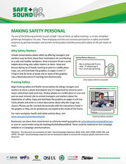 Making Safety Personal Thumbnail