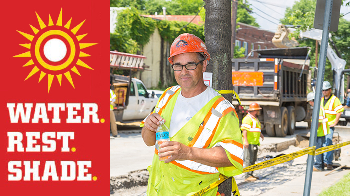 OSHA has resources to help protect workers from indoor and outdoor heat hazards.
