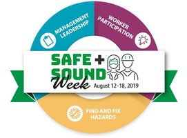 Safe + Sound Week Core Elements Decal