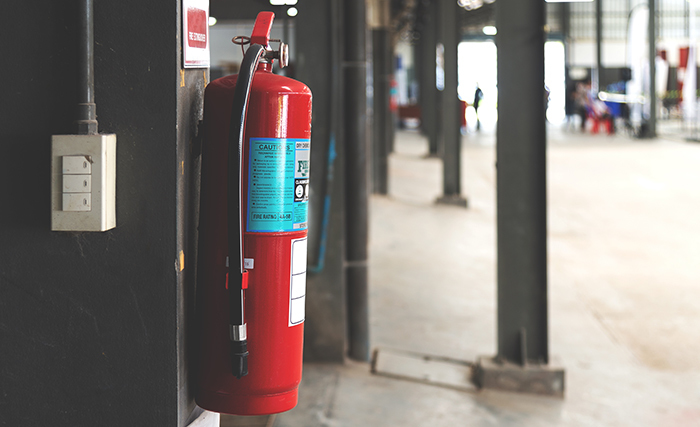 Fire prevention planning, training, and the use of portable fire extinguishers can help to ensure safety.