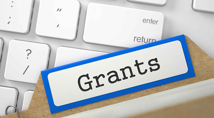 Grants.gov application page