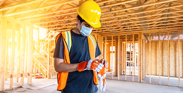 OSHA has resources to help protect workers in the construction industry from exposure to the coronavirus.