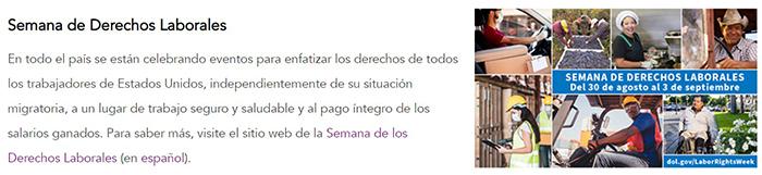 OSHA QuickTakes ahora está disponible en inglés y español.