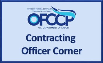 Contracting Officer Corner