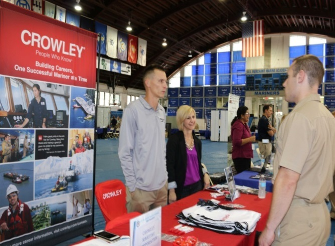 Sea Fair 2016 Demonstrates Industry Demand for Kings Point Graduates
