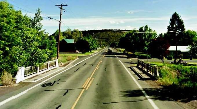 Ochoco Bridge