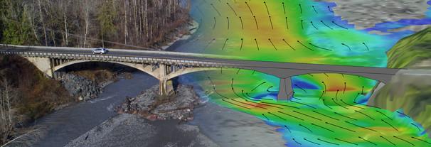 Elwa River Bridge (Courtesy of John Gussman)