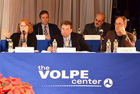 Image of Volpe's Innovation Challenge judges