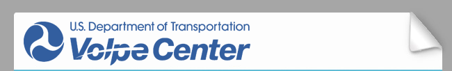 u s department of transportation volpe center