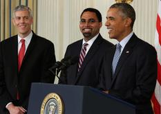 King, Duncan and Obama