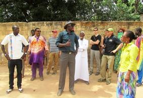 2016 Seminar Abroad to Senegal