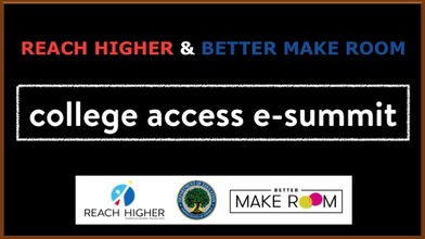 College Access eSummit Title Slide