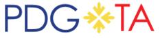 PDG TA logo