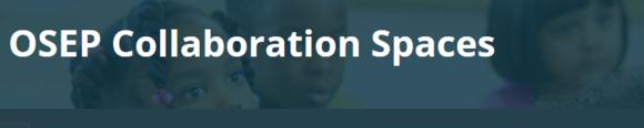OSEP Collaboration website image