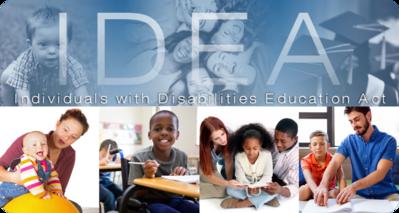 IDEA website image_children with disabilities