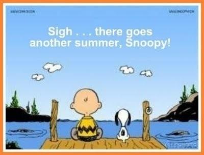 Charlie Brown End of Summer