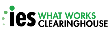 IES What Works Clearinghouse logo