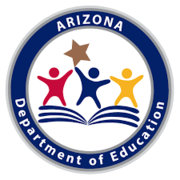 Arizona Department of Education seal