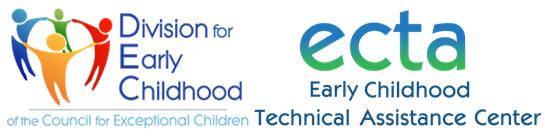 DEC and ECTA Center logos