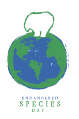 endangered species day logo