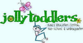Jolly Toddler early childhood center logo