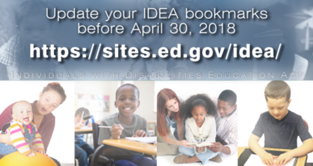 bookmark the new IDEA website - click image to follow link for site