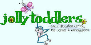 Jolly Toddlers center logo