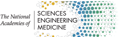 National Academies of Science, Engineering, and Medicine logo