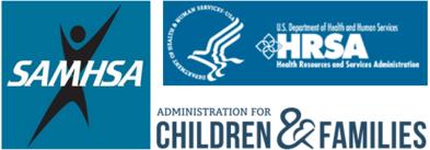 HHS subagency webinar hosts