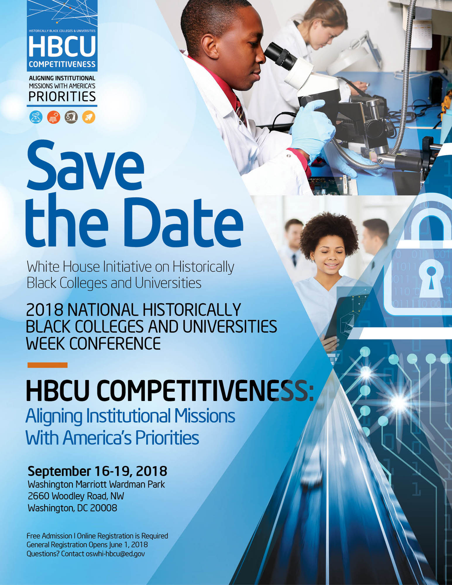 2018 HBCU Week Conference