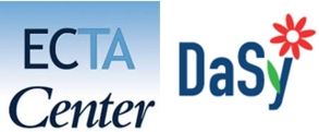 ecta and dasy centers logos