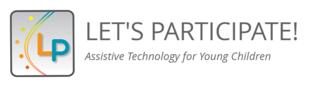 Let's Participate logo