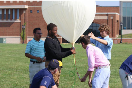 SLUH Weather Balloon