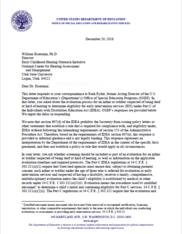 OSEP letter