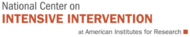 National Center for Intensive Intervention logo