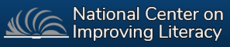 National Center on Improving Literacy logo