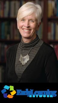 Deborah Lowe Vandall above Early Learning Network logo