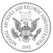National Archives and Records Administration seal