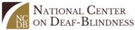 national center on deaf blindness