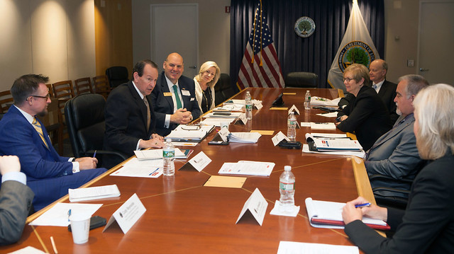 participants at Georgia roundtable